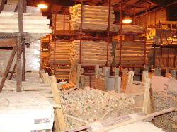 Raw Material waiting for your custom wood product order